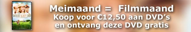 Gratis DVD bij eur 12,50 DVD's